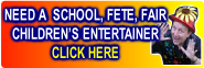 THE FAVOURITE SCHOOL CHILDREN'S ENTERTAINER BERKSHIRE MAGIC OZ